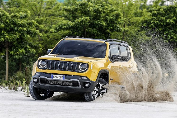 Nowy 2019 Jeep® Renegade